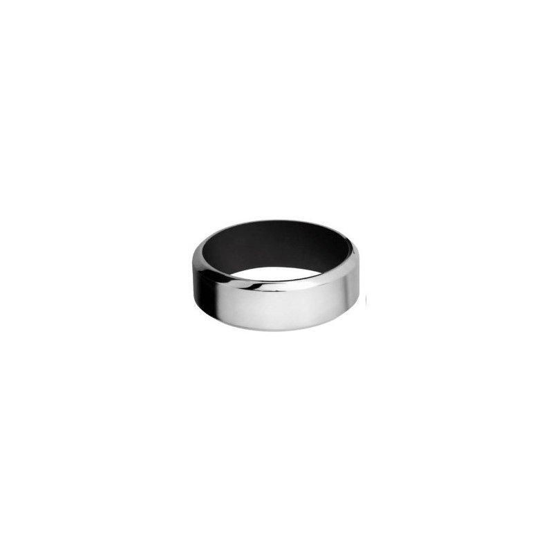 Lashbrook Designs Cobalt Chrome Band With Angle Satin Finish