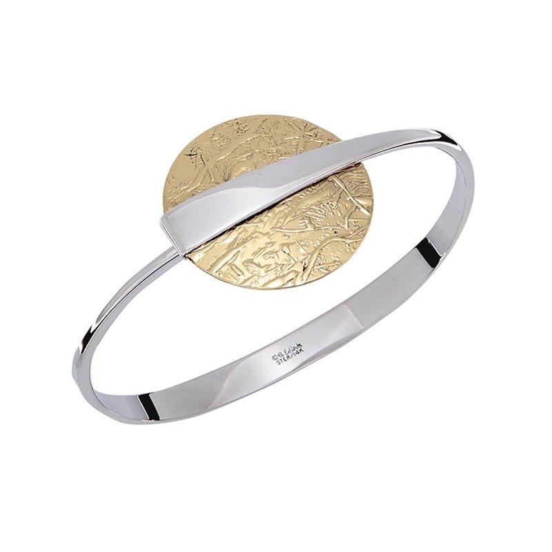 E. L. Designs Full Moon Flip Bracelet