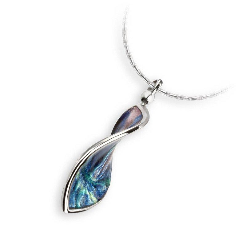 Nicole Barr Designs IN-STORE Collection aurora Twist Pendant