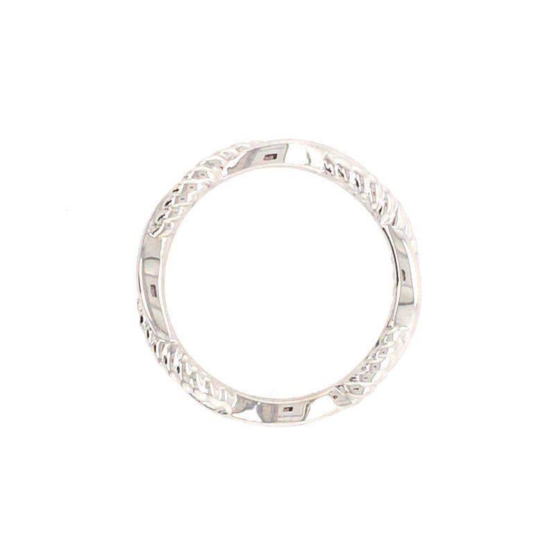 B&C Estate Collection Rope Twist Band