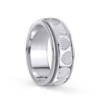 Maya Meditation Ring