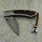 William Henry Kestrel Shiprock Pocket Knife