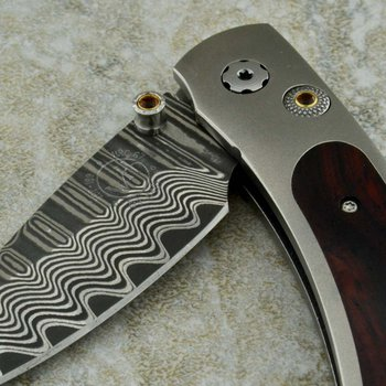 Kestrel Shiprock Pocket Knife