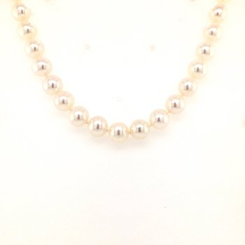 Cultured Pearl Strand
