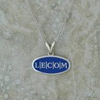 LECOM Pendant with chain - Lady's