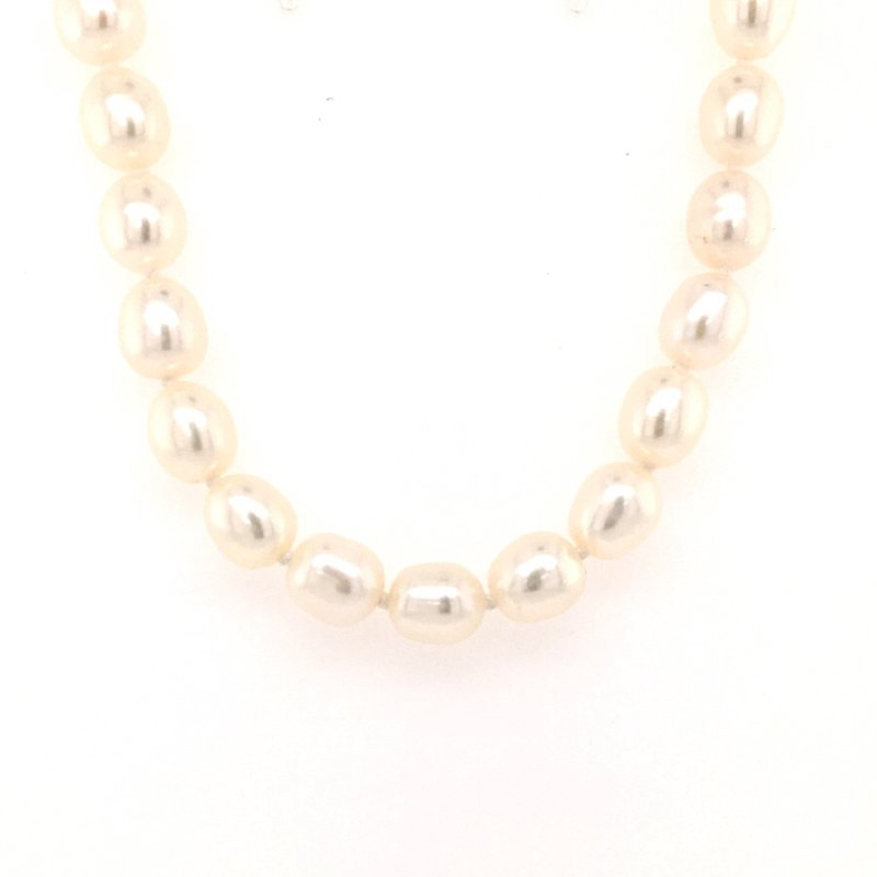 B&C Estate Collection Freshwater Pearl Necklace