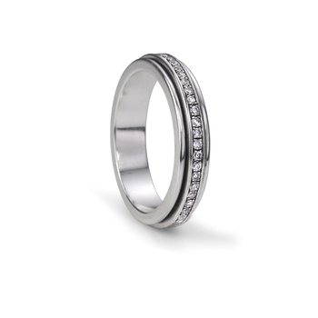 Lunar Meditation Ring