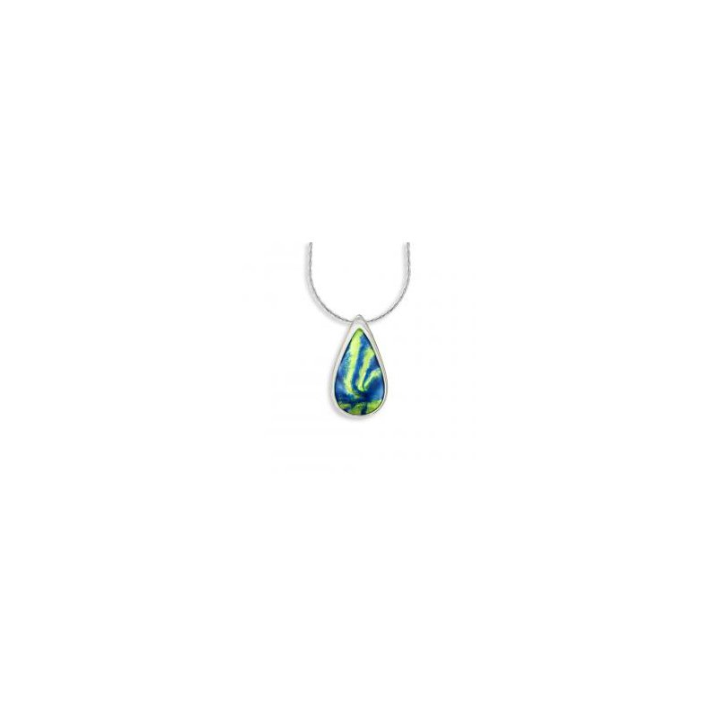 Nicole Barr Designs IN-STORE Collection Aurora Teardrop Necklace
