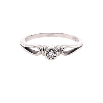 Diamond Promise Ring