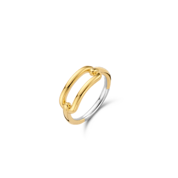 Gold Plated Open Ring
