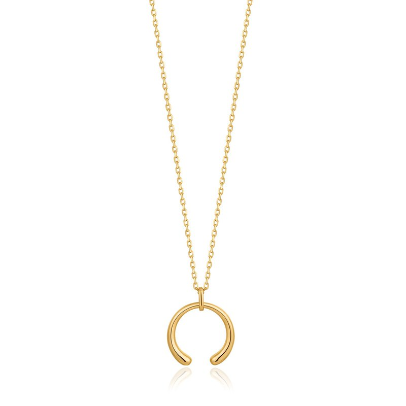 Ania Haie Luxe Curve Necklace