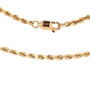"Classic 16"" Rope Chain"