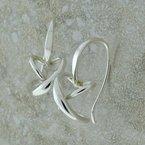 E. L. Designs Secret Heart Earrings