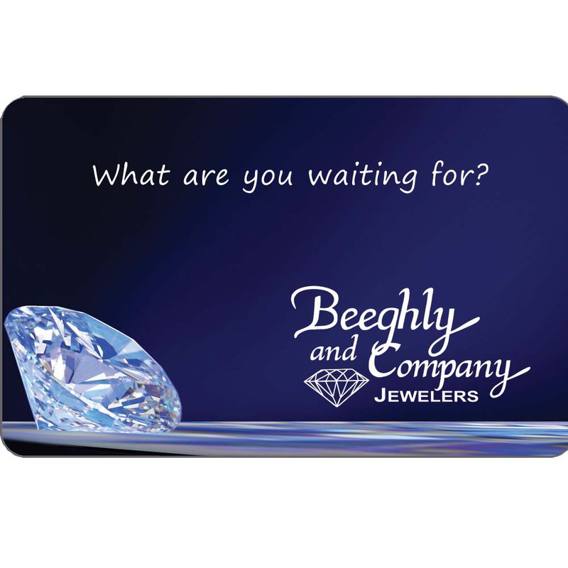 Beeghly & Co. Gift Cards  Beeghly & Co. Gift Card