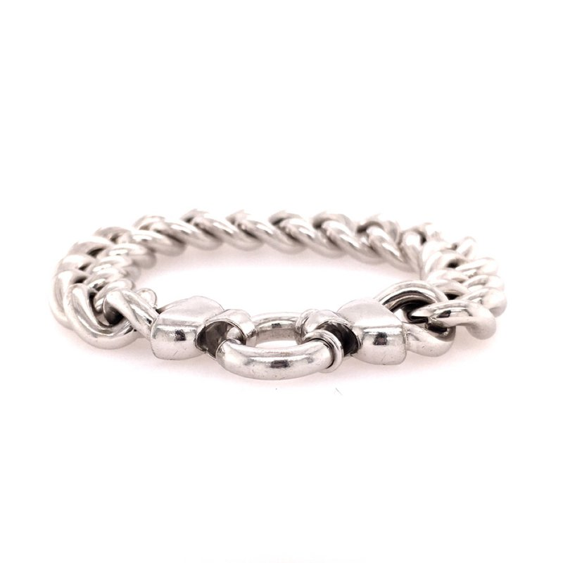 B&C Estate Collection Cable Link Bracelet