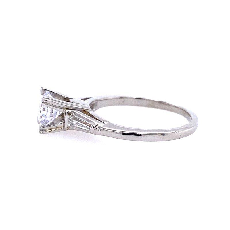 B&C Creations Unique three Stone Engagement Ring