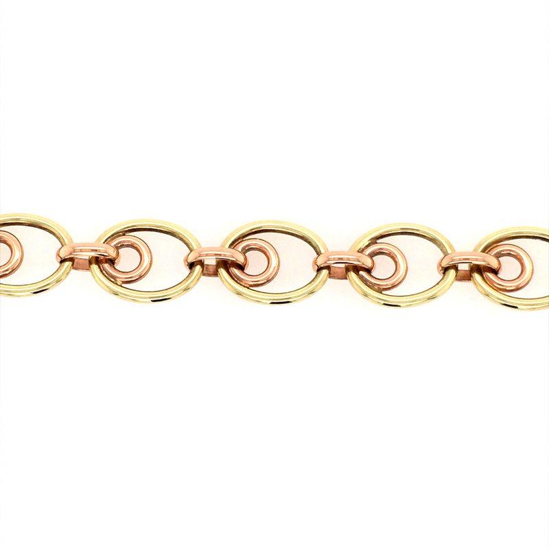 BRIAN'S VAULT Double Link Bracelet