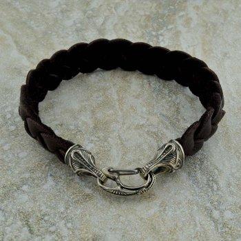 Deerskin Braided Bracelet