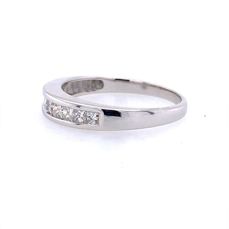 B&C Estate Collection Channel Set Anniversary Band