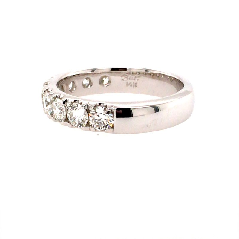 1 1/4 Carat Diamond Band