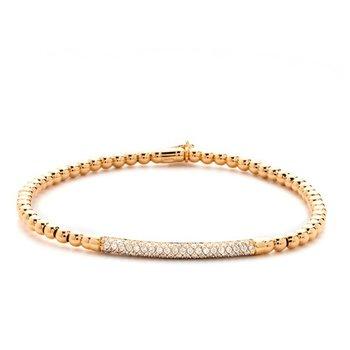Stacklable Diamond Bracelet