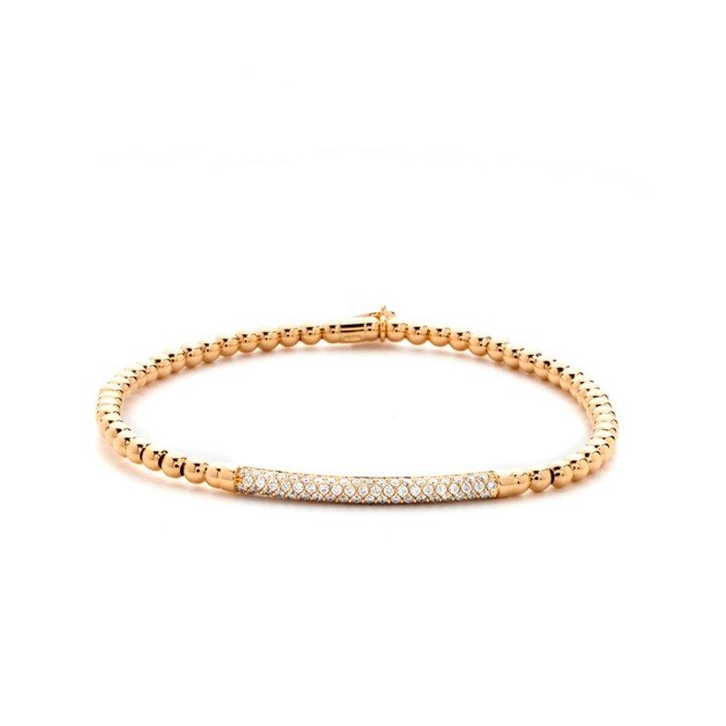Hulchi Belluni Stacklable Diamond Bracelet
