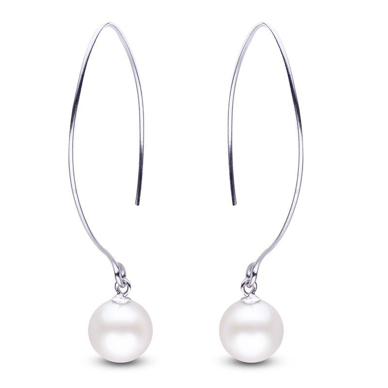Imperial Pearl Freshwater Pear Drop Earrings