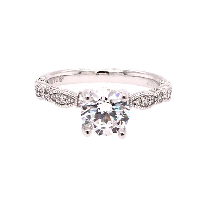 Fana Vintage Inspired Engagement Ring
