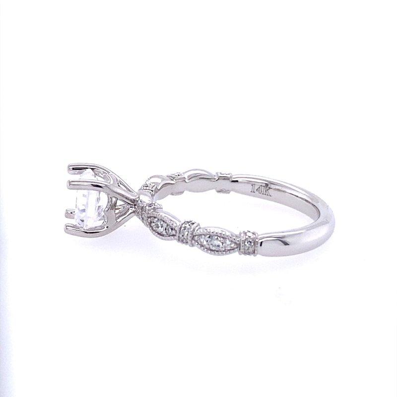 Fana Vintage Inspired Engagement Ring