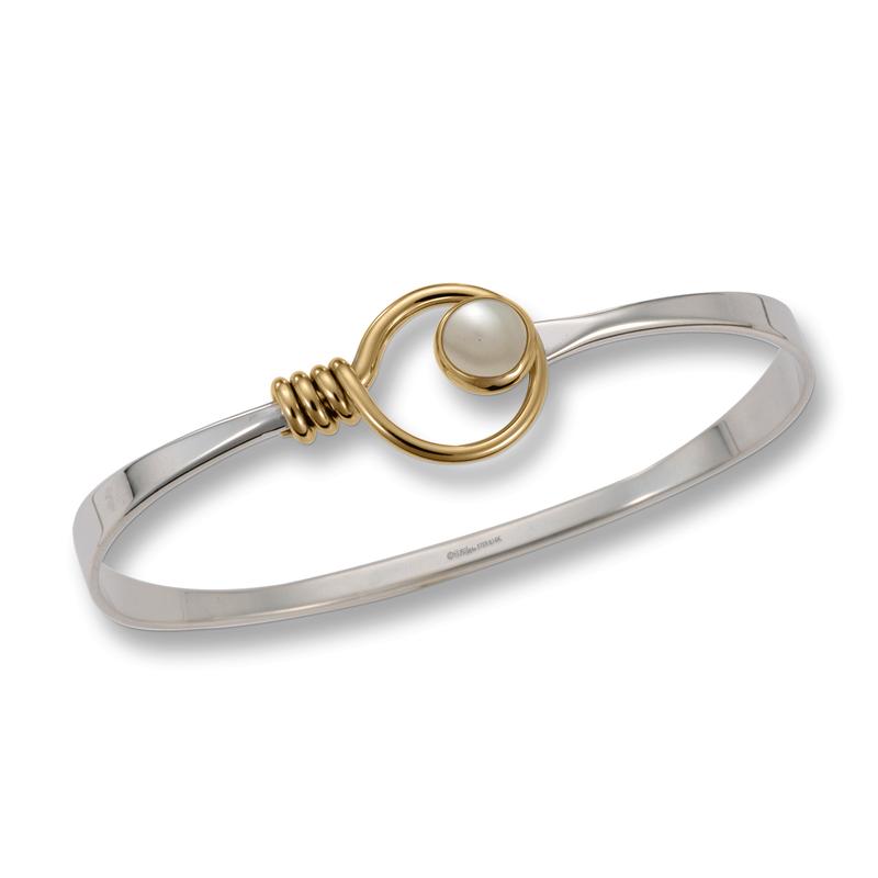 E. L. Designs IN-STORE Collection Saratoga Pearl Bracelet