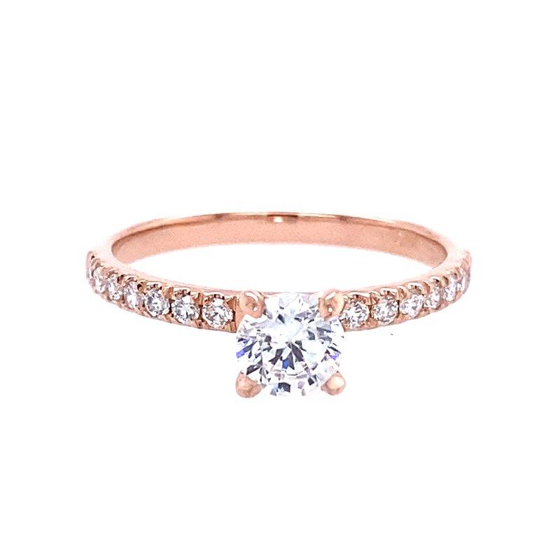 B&C Creations Classic Engagement Ring