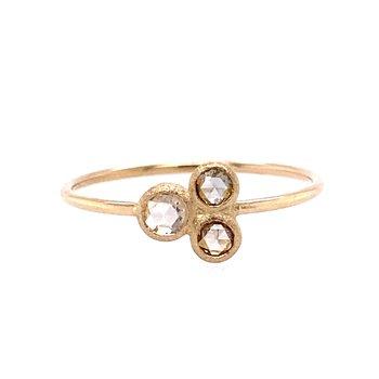 Trio Heritage Diamond Ring