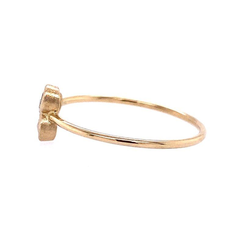 BRIAN'S VAULT Trio Heritage Diamond Ring