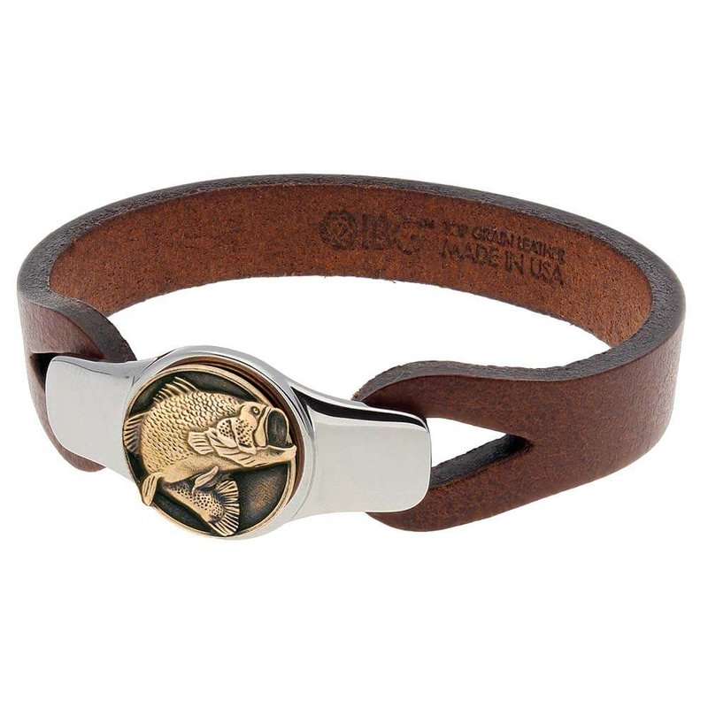 B&C Collections 20 Gauge Angler Shell Bracelet