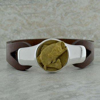 20 Gauge Angler Shell Bracelet