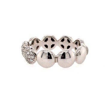 Diamond Disc Ring