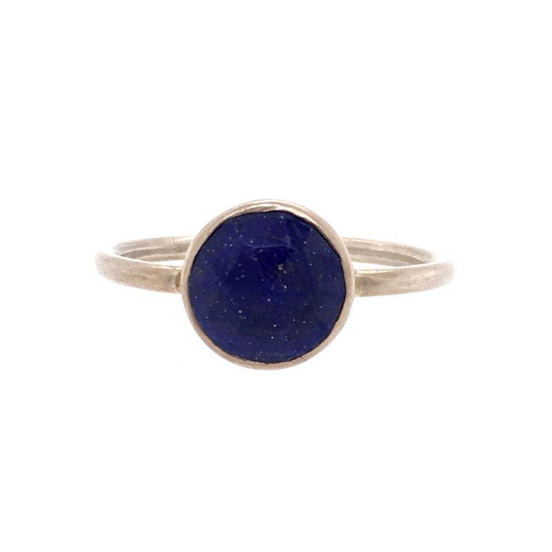 BRIAN'S VAULT Petite Lapis Ring