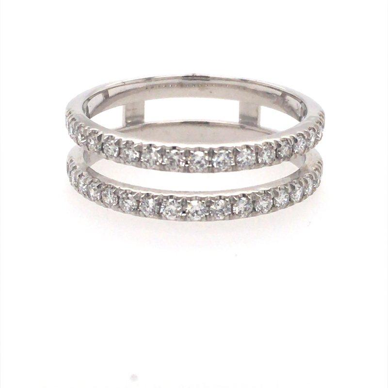 B&C Creations Double row diamond Wrap