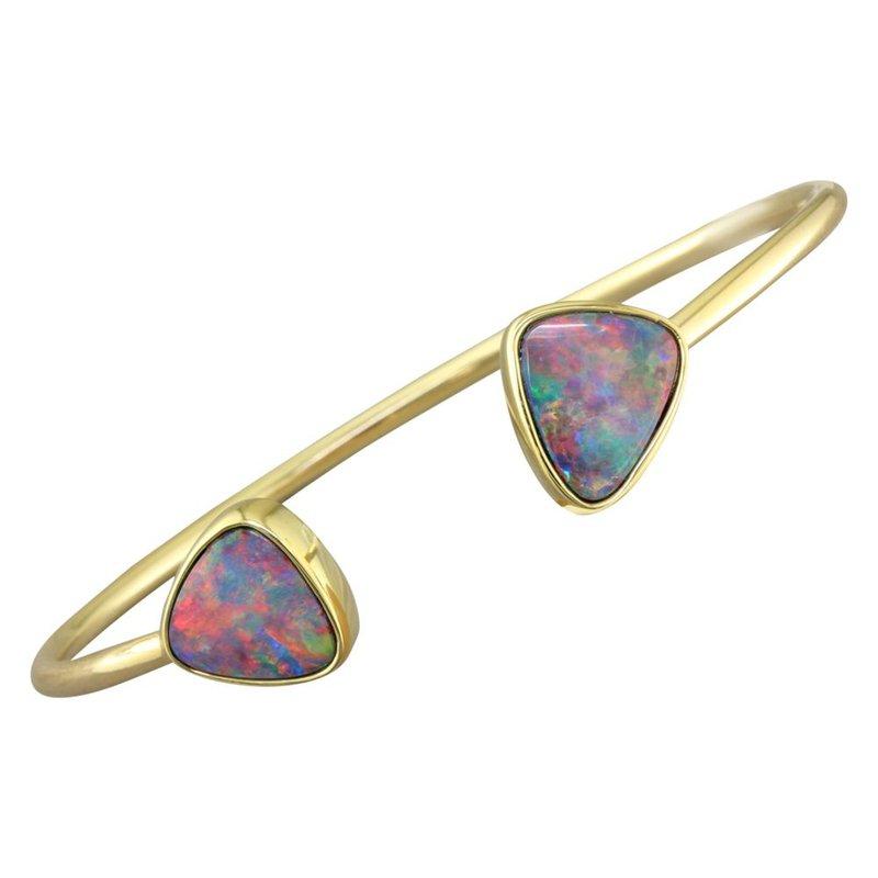 Parlé Australian Opal Bangle