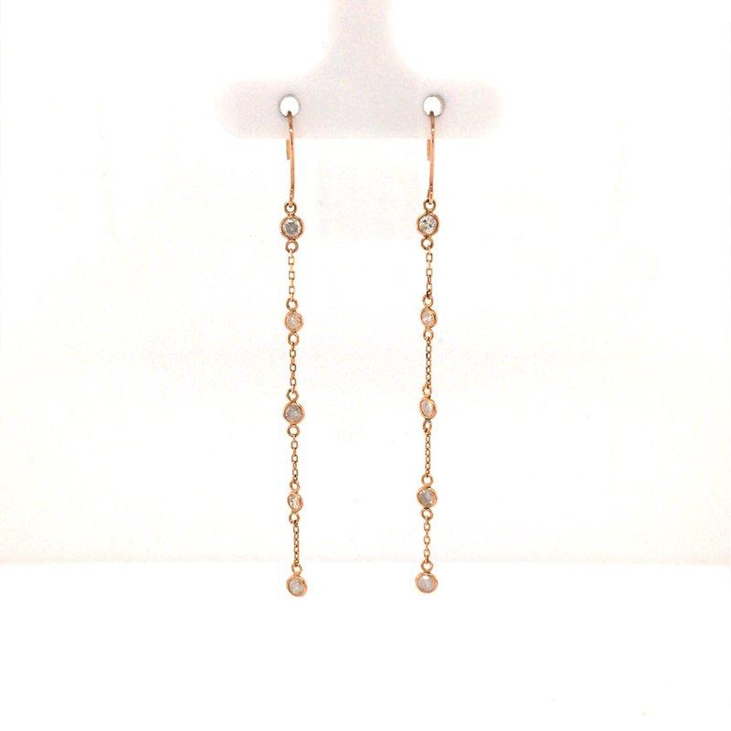 Tresor Diamonds by the Yard Earrings