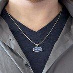 LECOM Pendant with chain - Men's