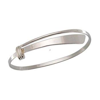 Ribbon Slide Bracelet