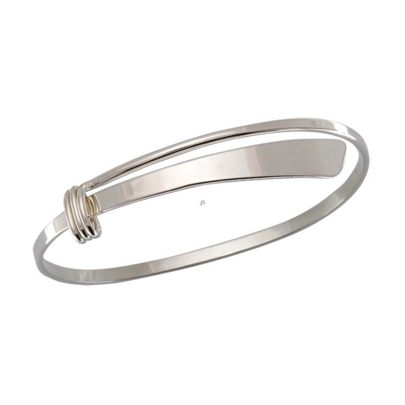 E. L. Designs Ribbon Slide Bracelet