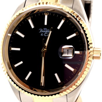 Men's Two Tone Watch