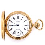 B&C Estate Collection Waltham Pocket Watch