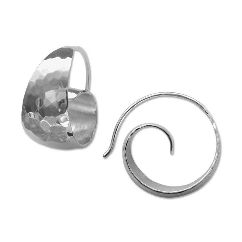 E. L. Designs Ringlet Hoops