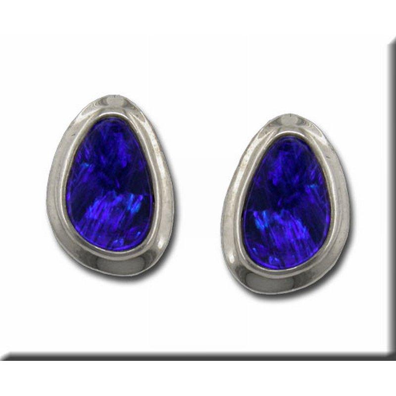 Parlé Australian Opal Earrings