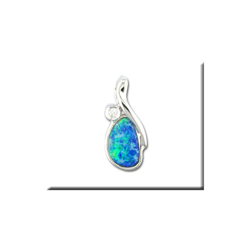 Parlé Australian Opal Pendant