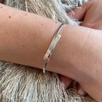 E. L. Designs IN-STORE Collection Diamond Anticipation Bracelet