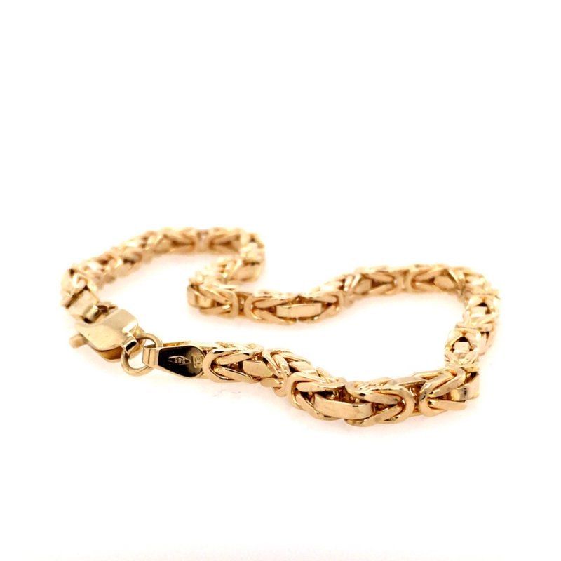 B&C Estate Collection Byzantine Link Bracelet